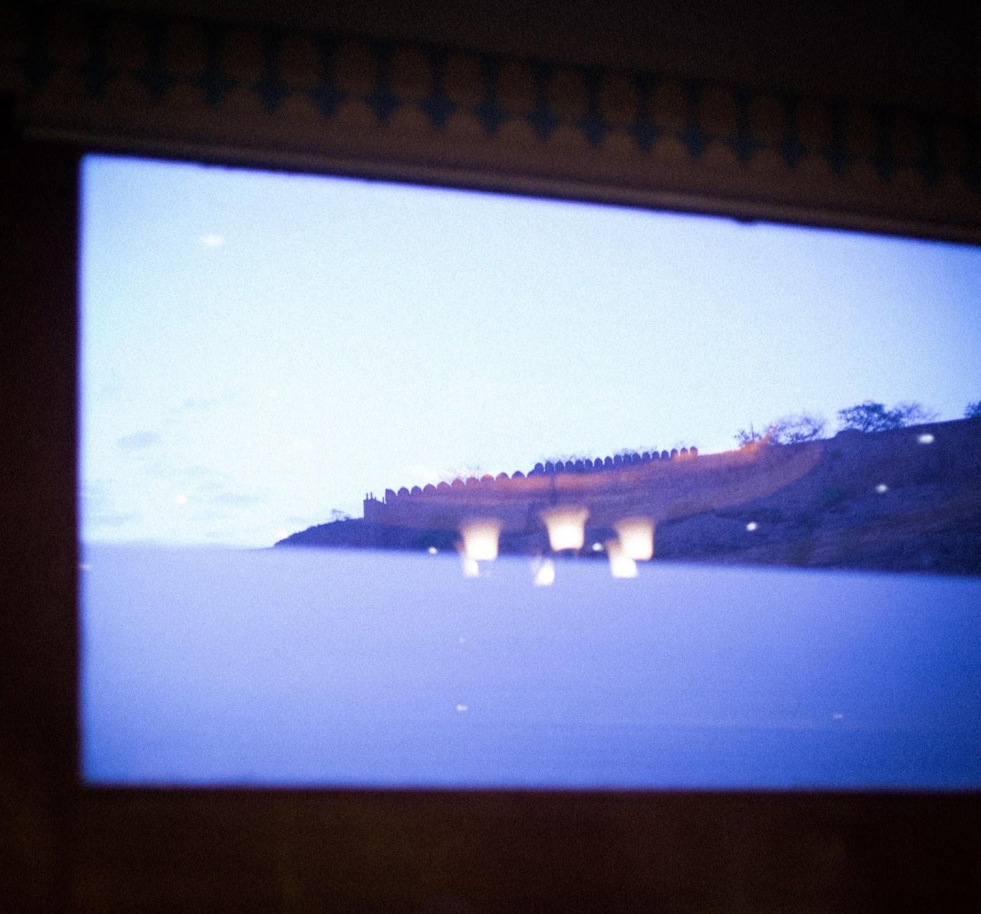 Gwalior-Fort-Wall