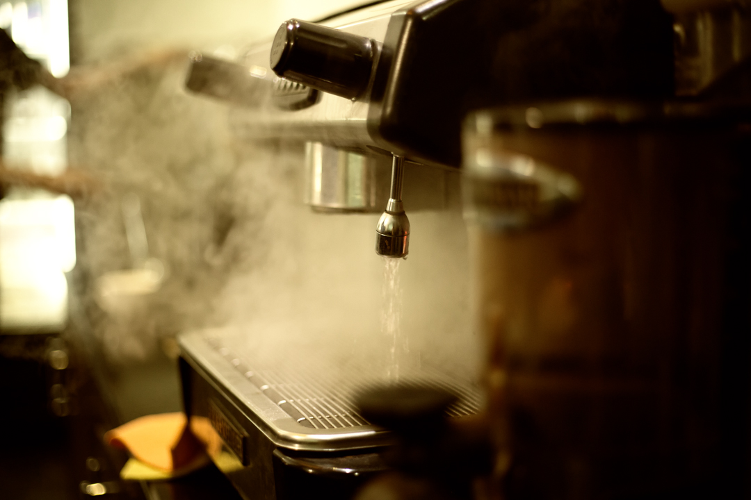 Making of Coffee-2