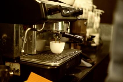 Making of Coffee